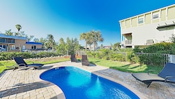 New Listing! New Canal W/ Pool & Dock 4 Bedroom Home