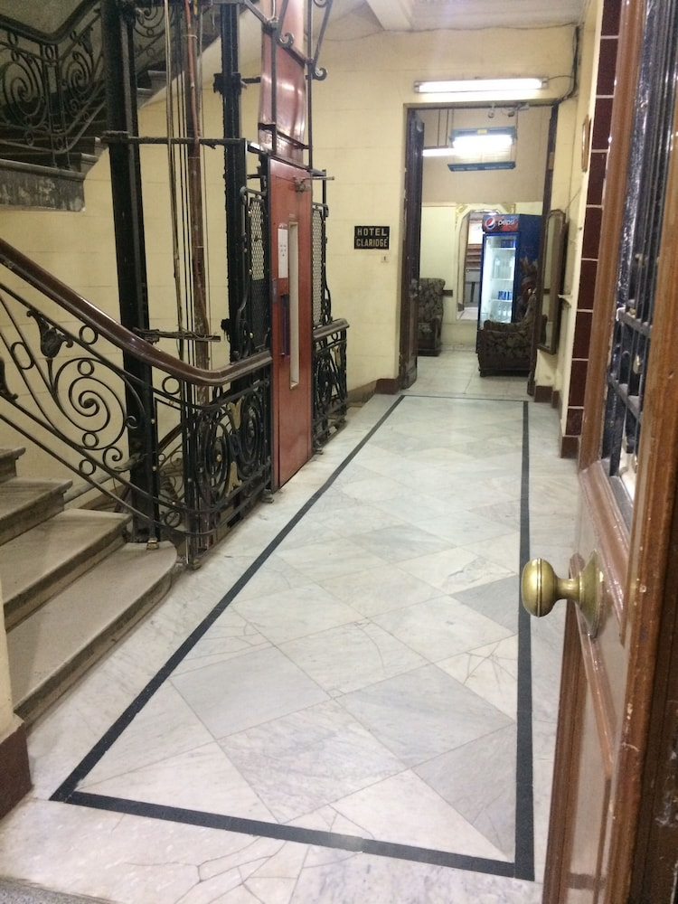 クラリッジ ホテル