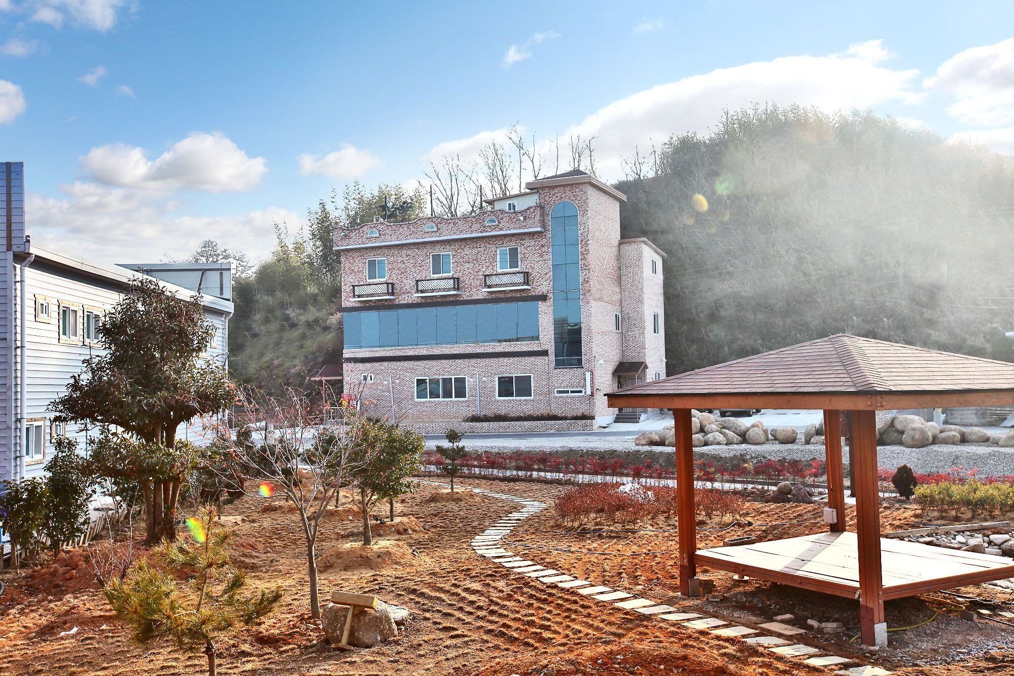Suncheon Galdae Story Pension, Suncheon