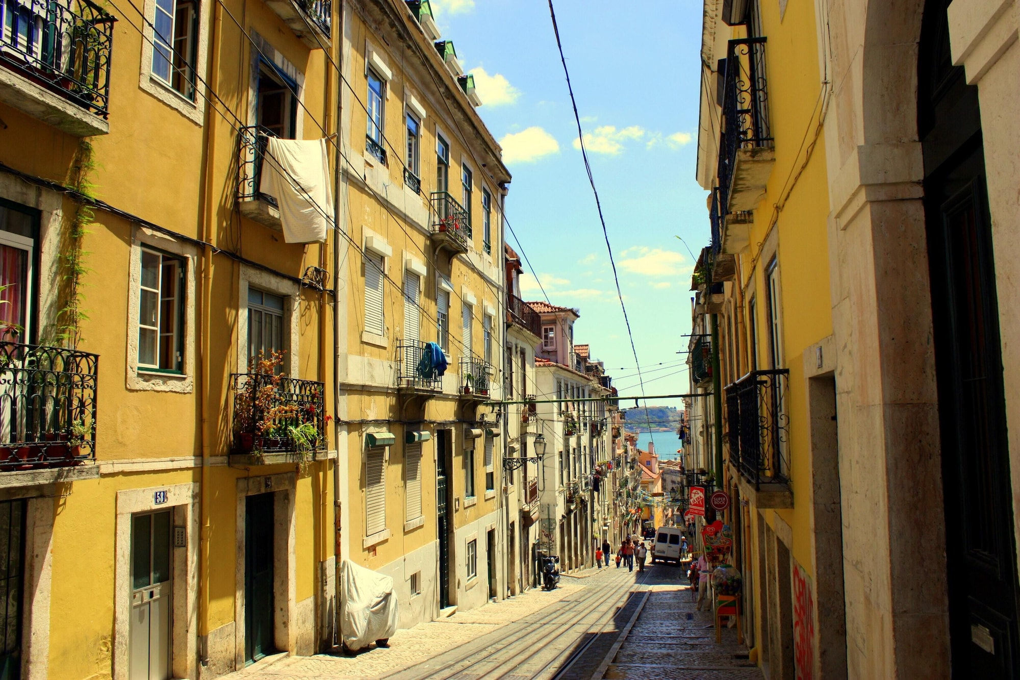 Apartment With 4 Bedrooms in Lisboa, With Wonderful City View, Balcony, Lisboa