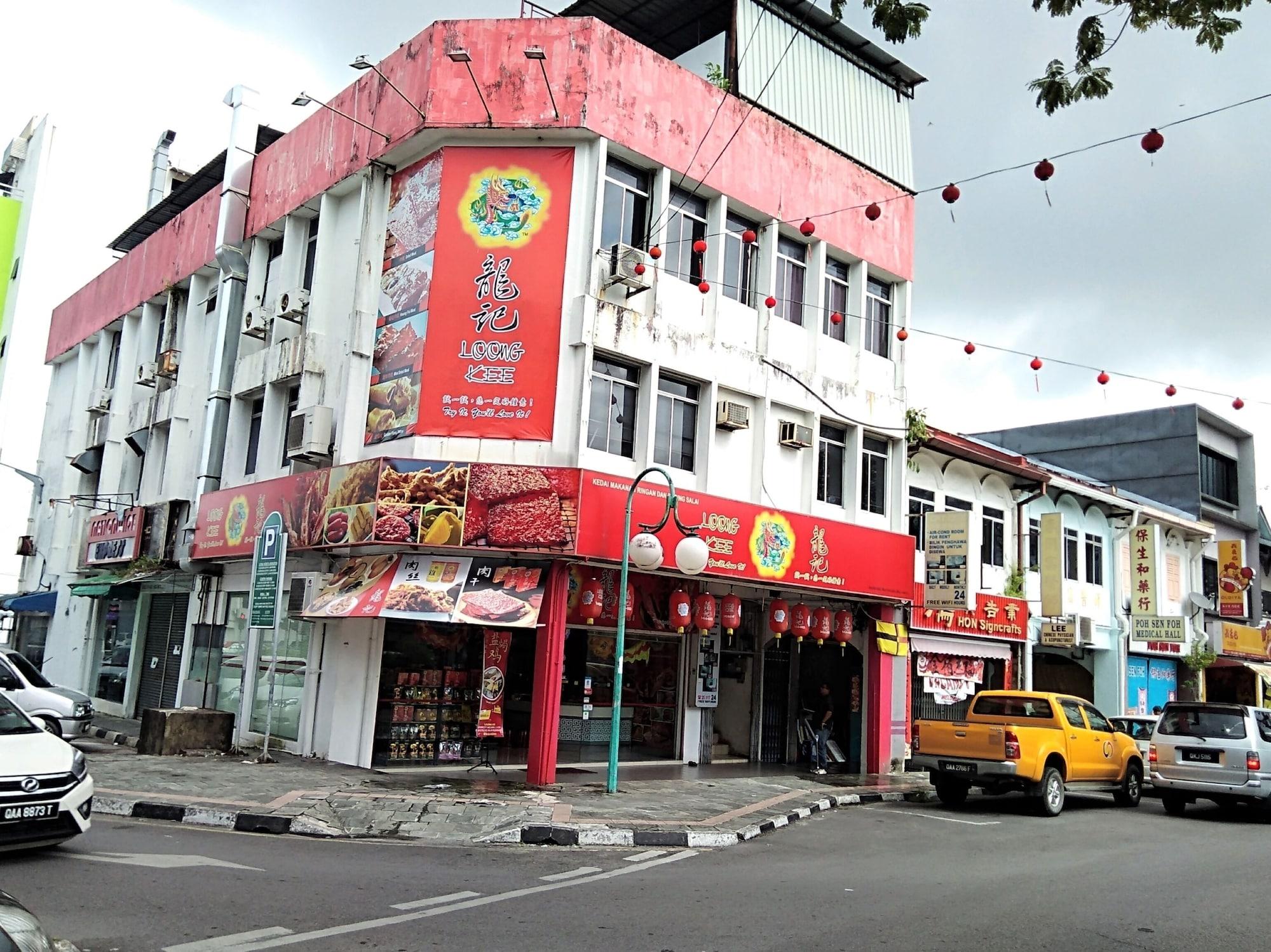 SPOT ON 89830 Cat City Inn, Kuching