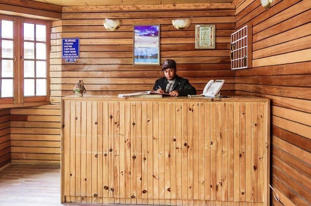 Hotel Abu Palace, Leh (Ladakh)