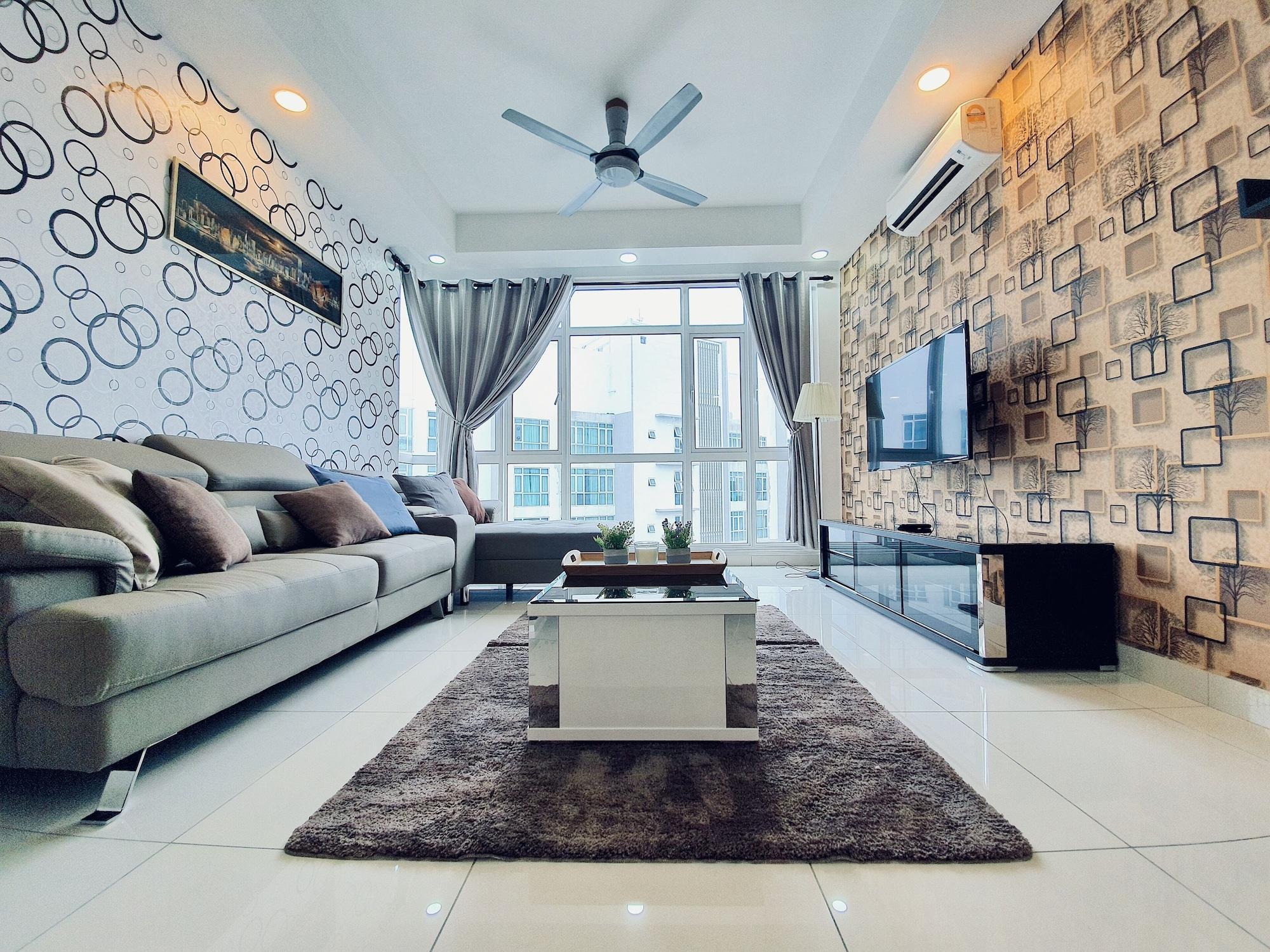 Central Residence by BeeStay [6 pax] @ Sungai Besi, Kuala Lumpur