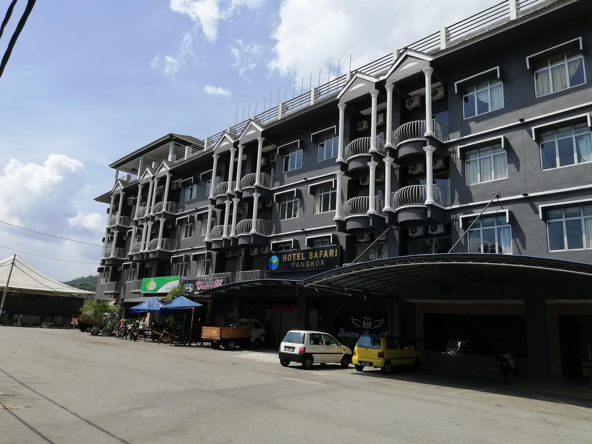 OYO Capital O 89876 Safari Hotel, Kinta