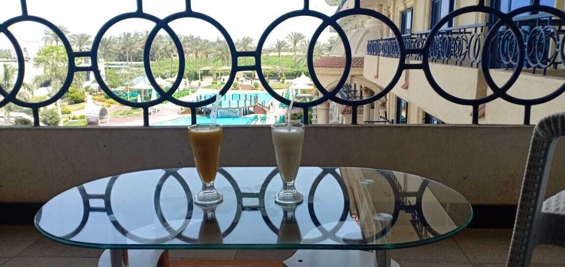 Green Desert Hotel, Sadat City