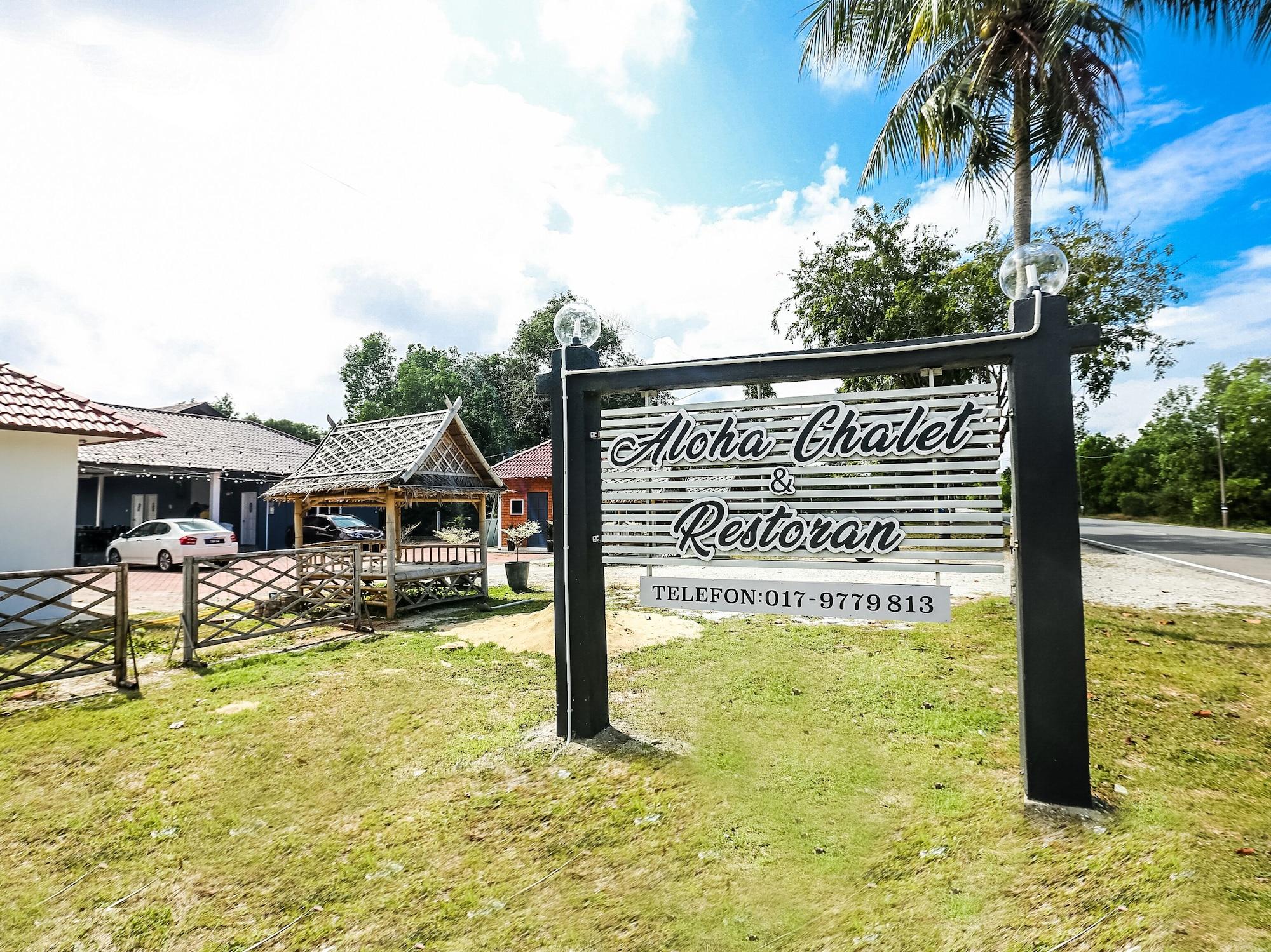 Oyo 89607 Aloha Chalet, Besut