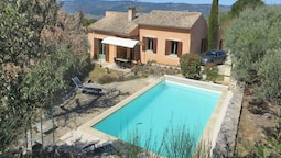 Detached Holiday Home With Private Pool Walking Distance From the Vill