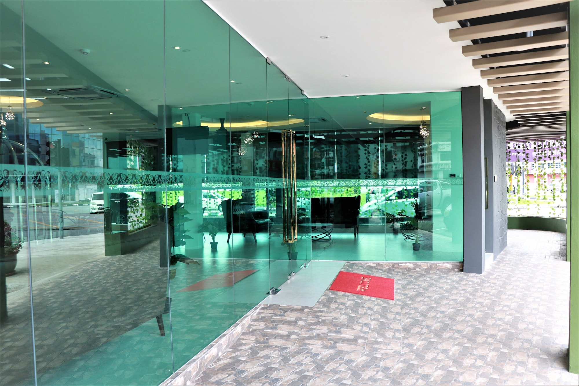 Hotel Longhouse, Kuching