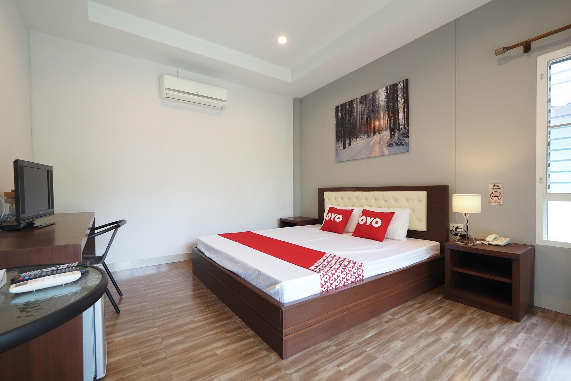 OYO 733 T Resort, Muang Suphanburi