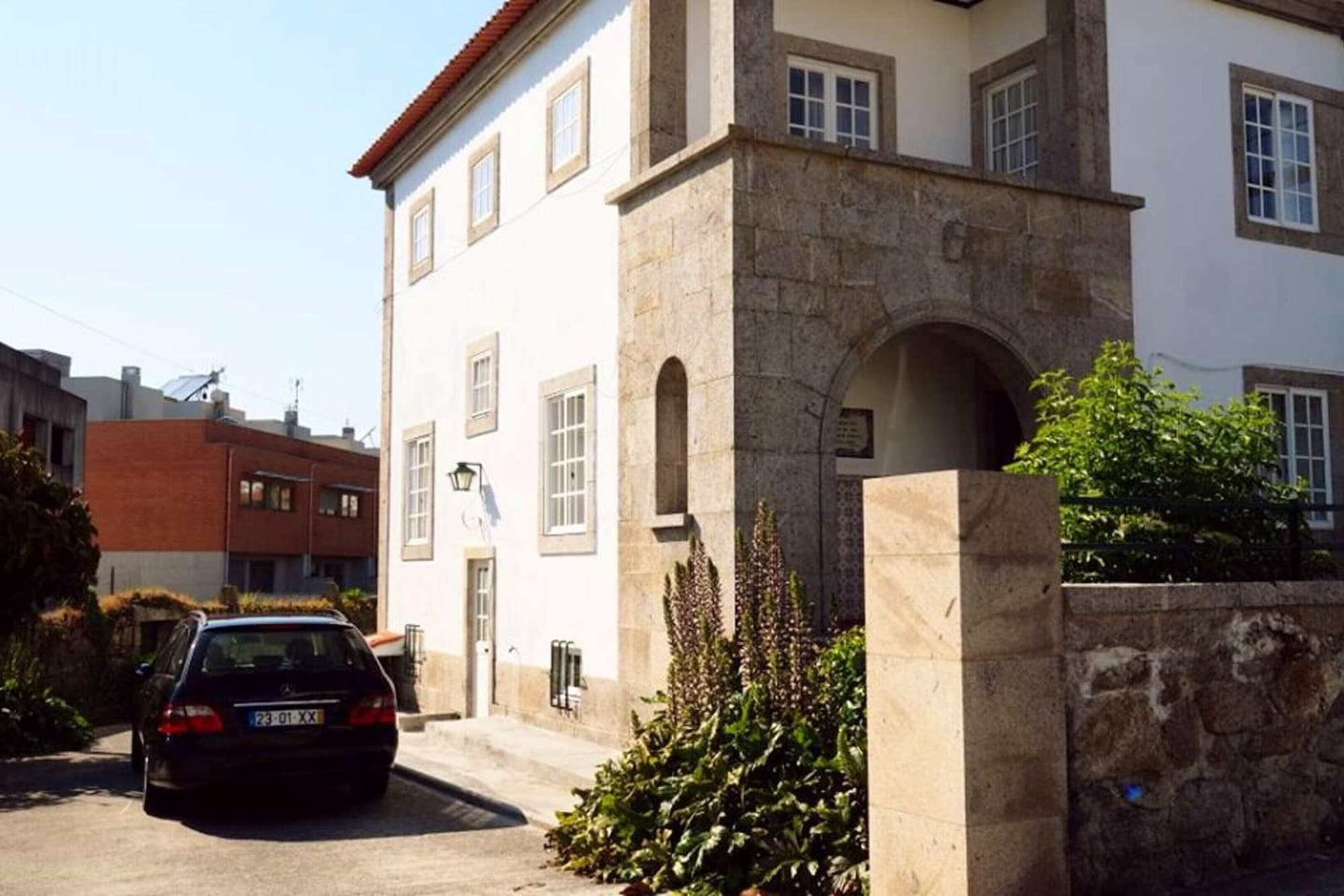 House With 3 Bedrooms in Viana do Castelo, With Wonderful sea View, Furnished Terrace and Wifi - 2 km From the Beach, Viana do Castelo