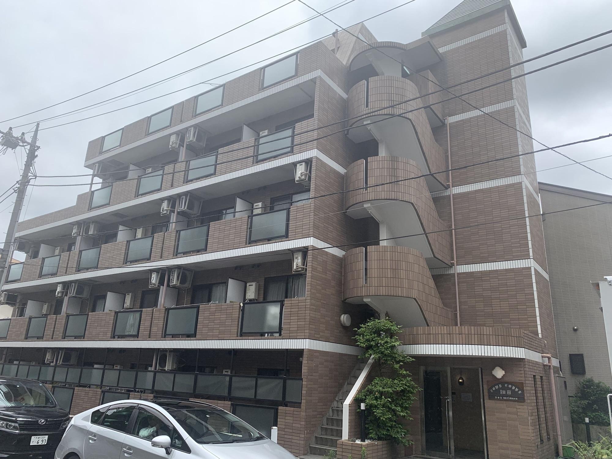 Narimasu Apartment 33, Itabashi