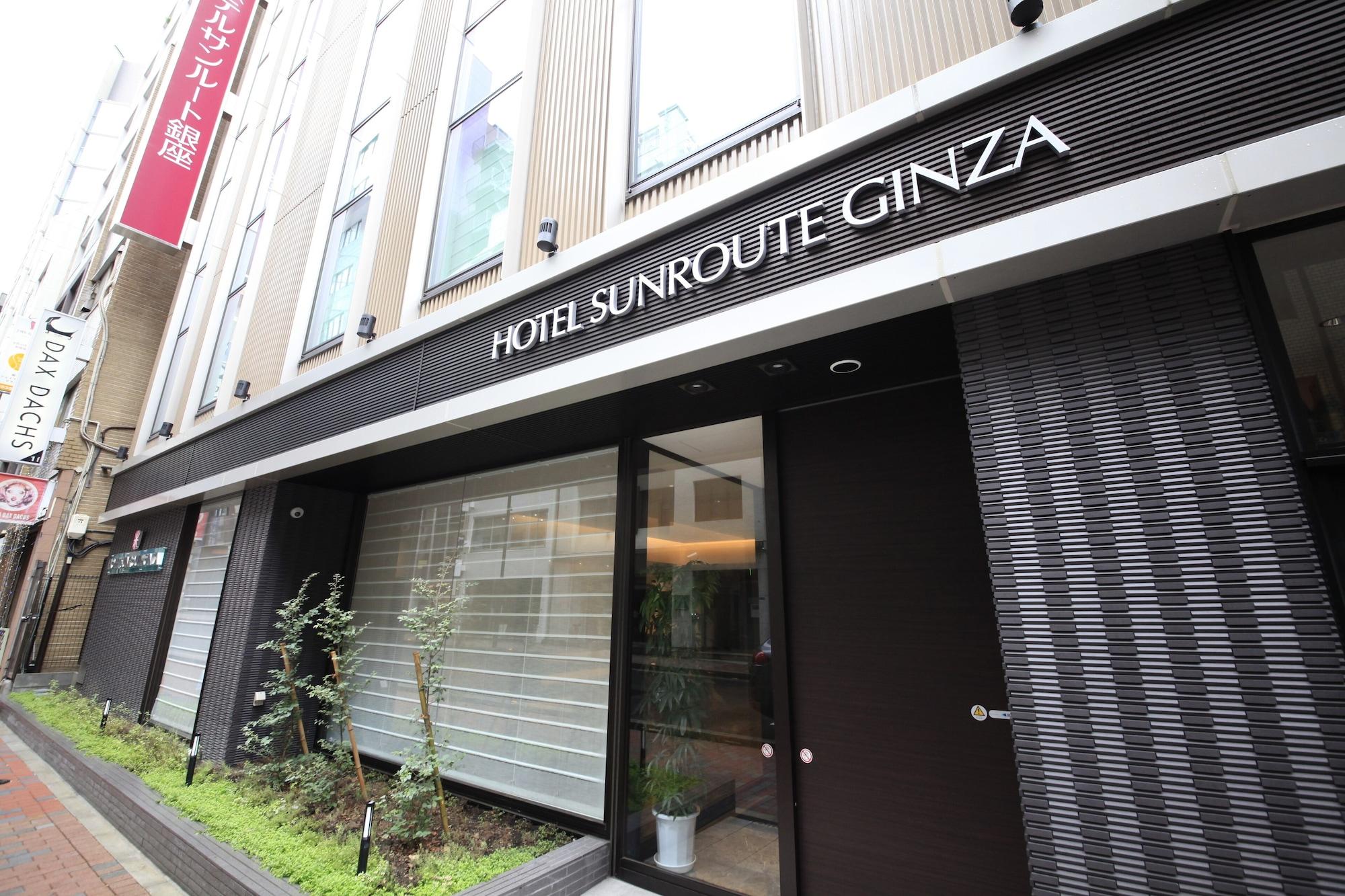 Hotel Sunroute Ginza, Chūō