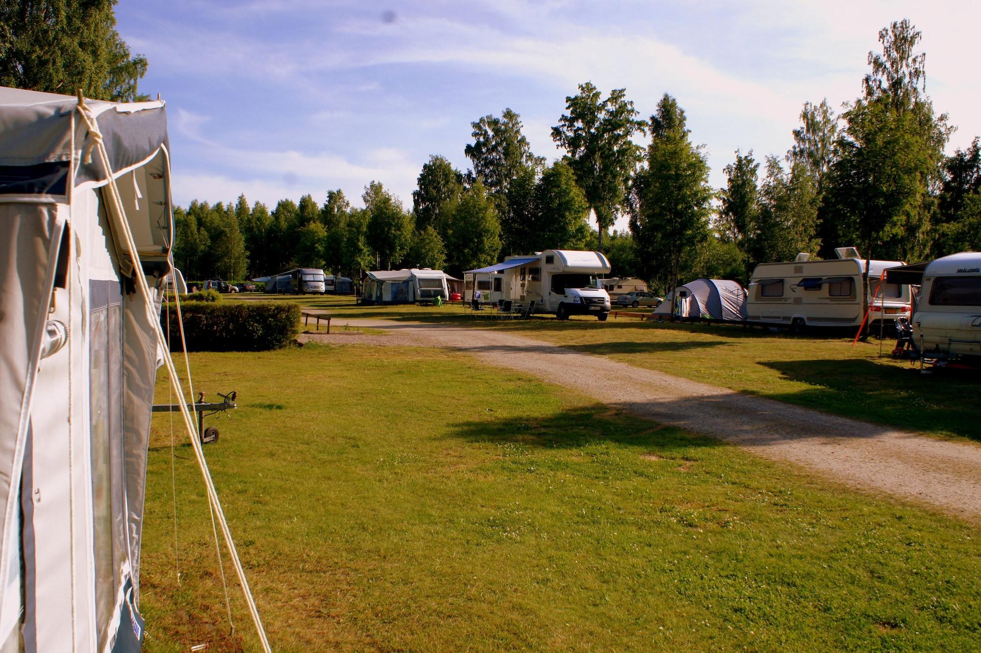 Otterbergets bad & camping, Gullspång