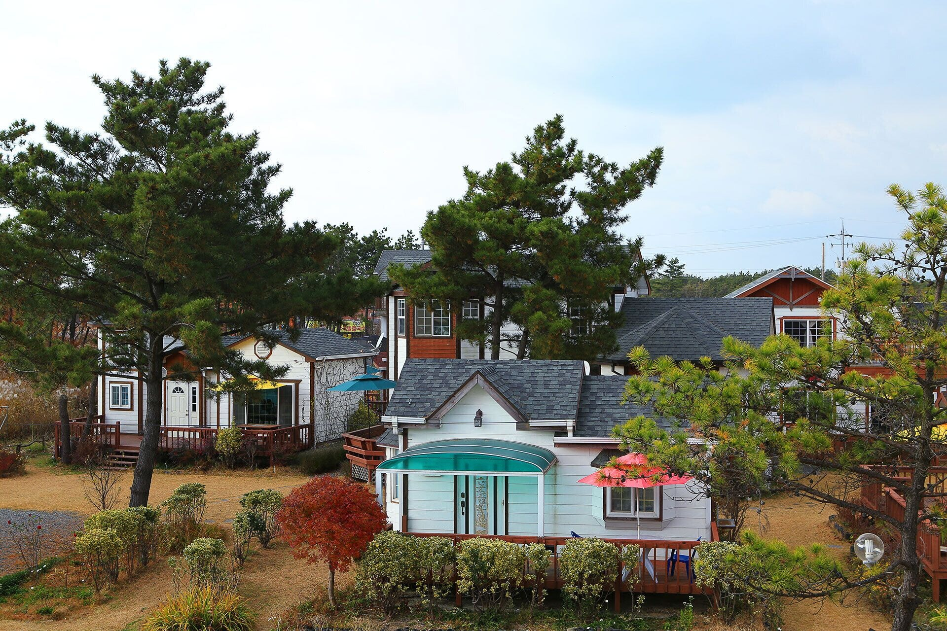 Taean Green Fairy Tales Pension, Taean