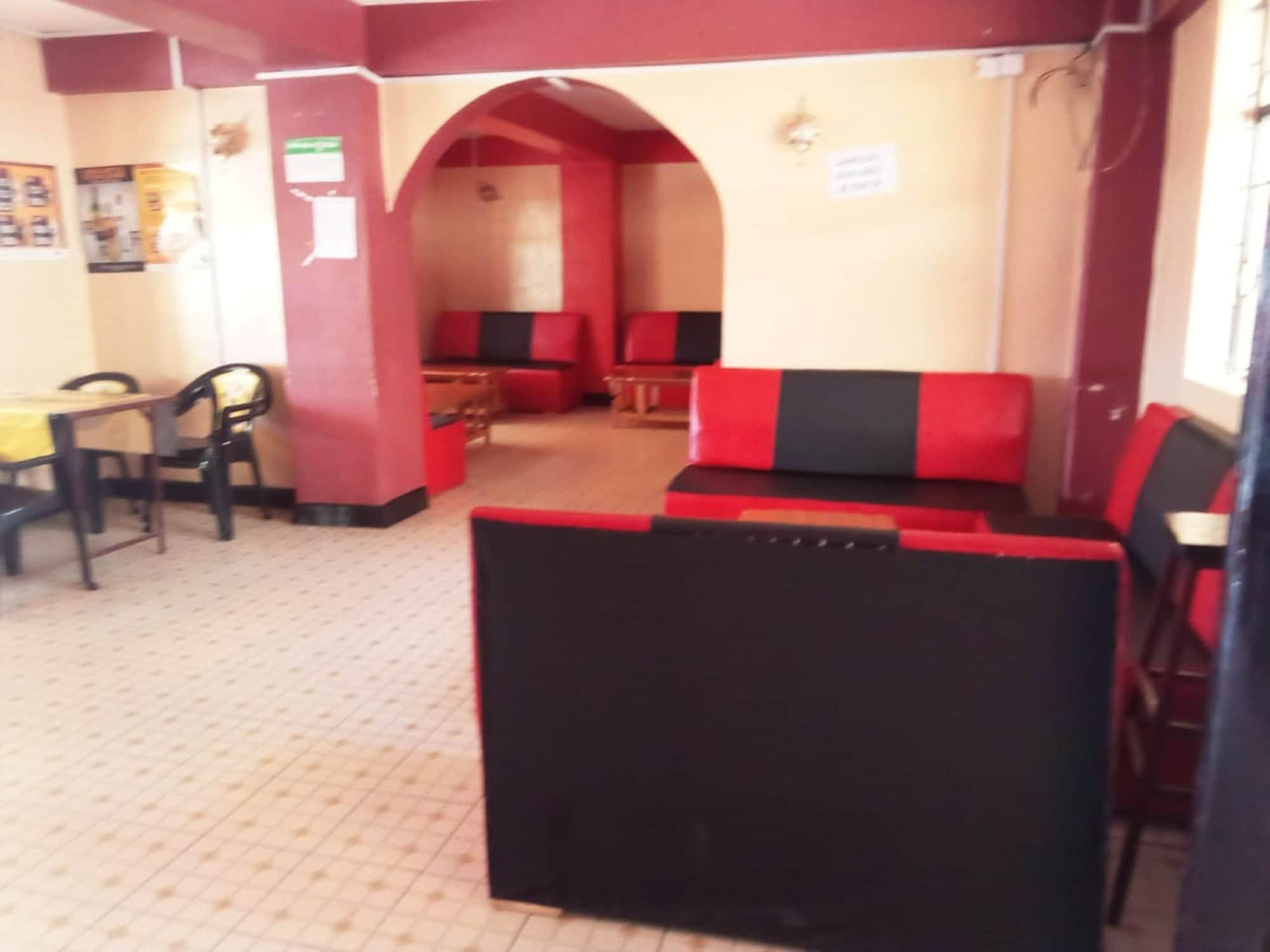 Club 95 Hotel, Manyatta