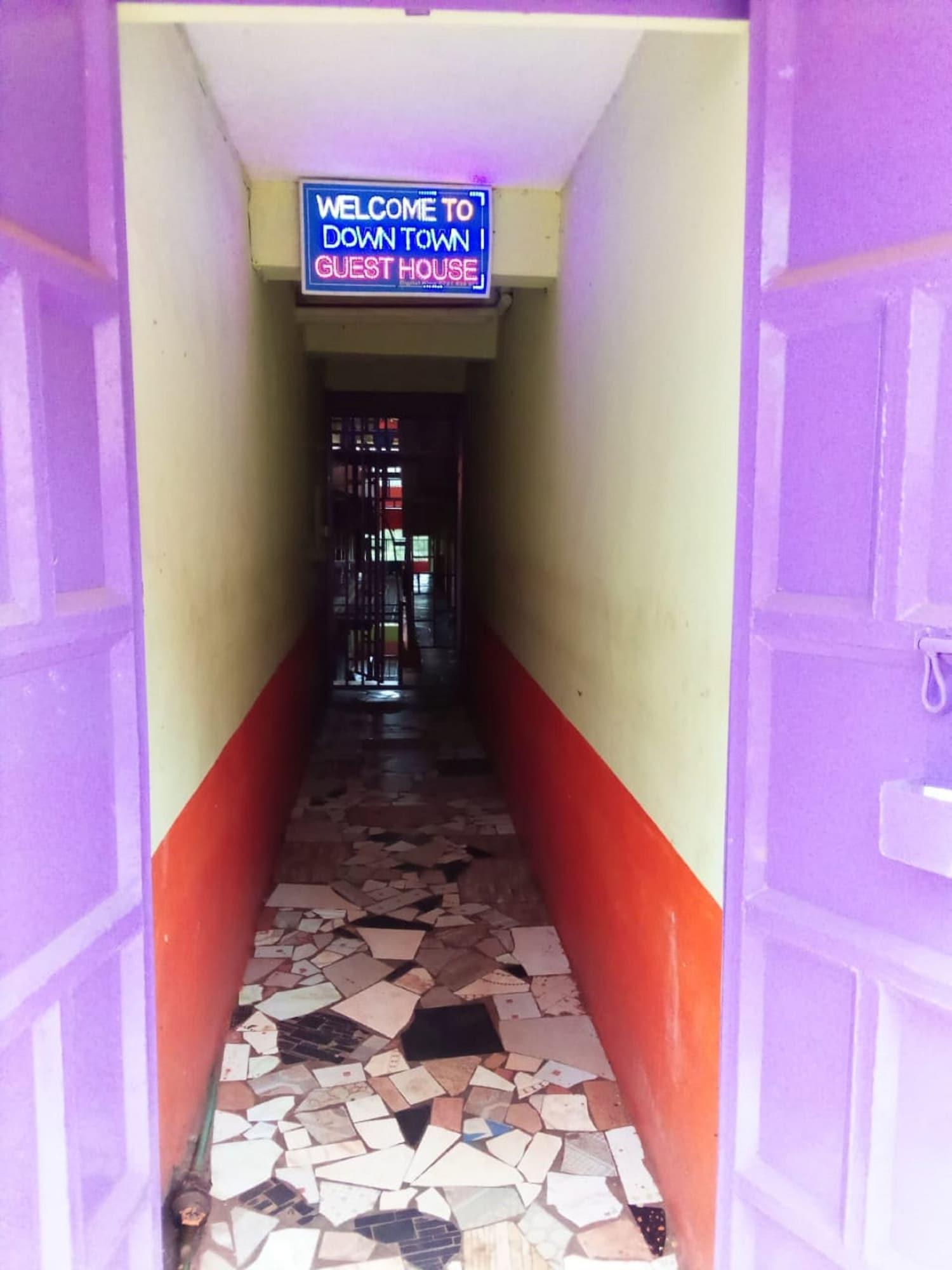 Down Town Guest House, Manyatta