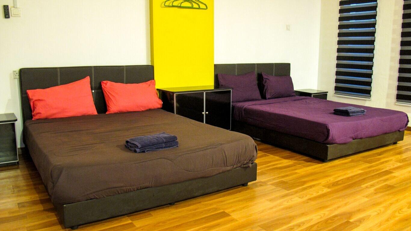 Multaqa Suite & Residence, Marang