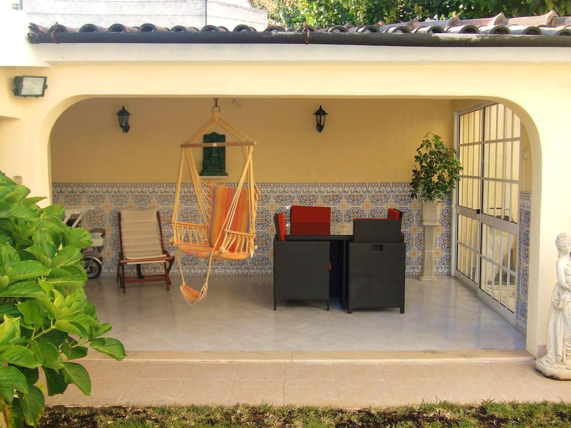 House With 3 Bedrooms in São Domingos de Rana, With Wonderful Mountain View and Enclosed Garden - 4 km From the Beach, Cascais