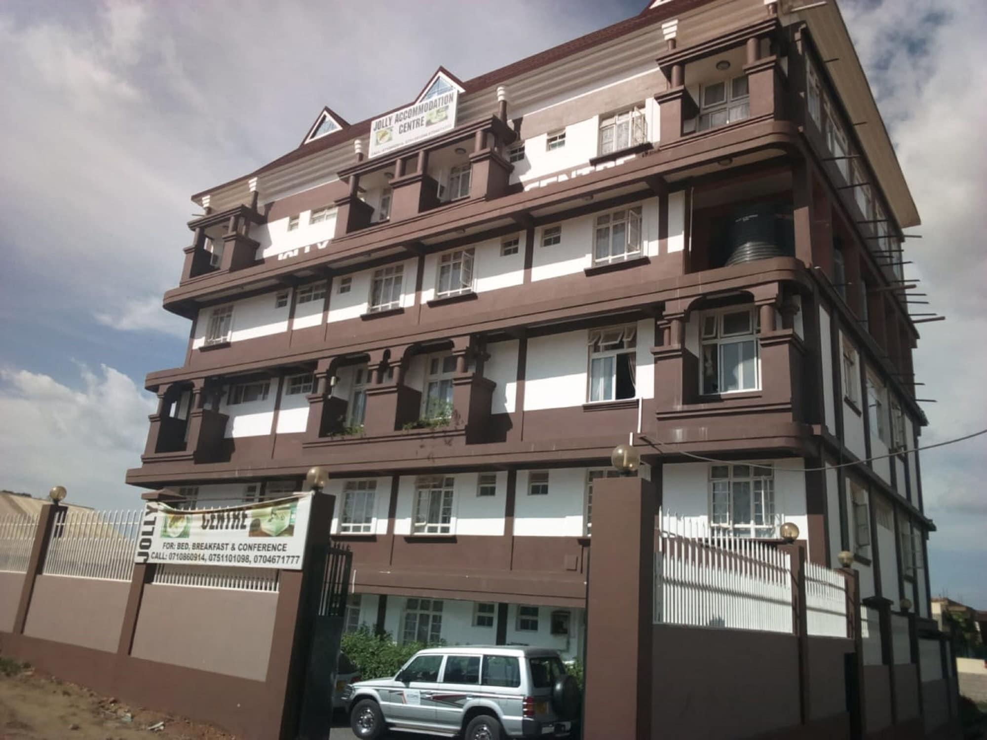 Jolly Accommodation Centre, Mwingi Central
