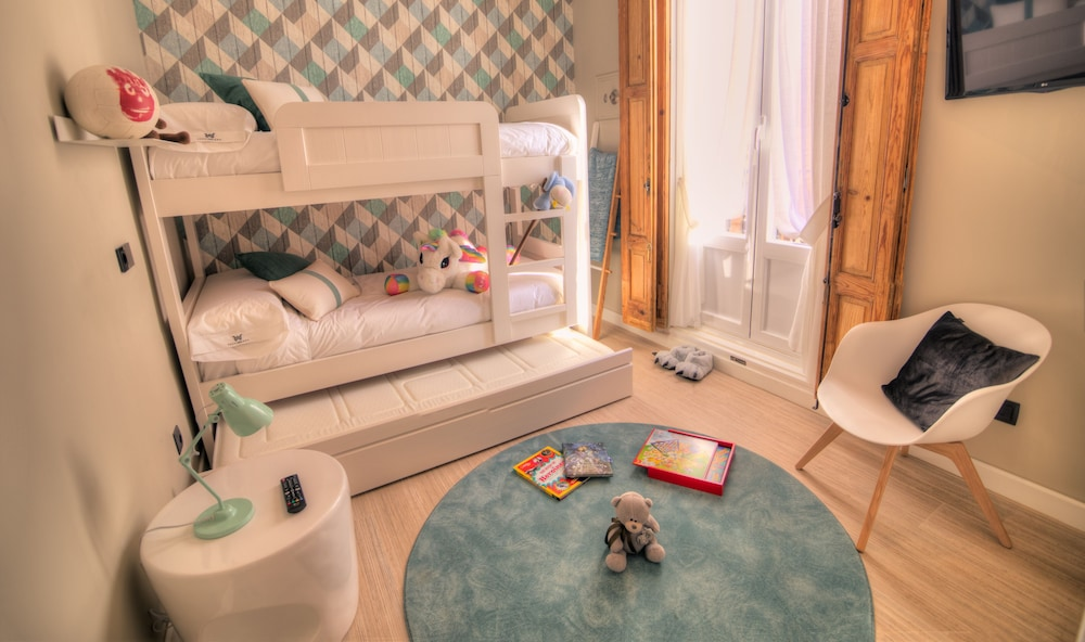 Nessun Dorma, Room