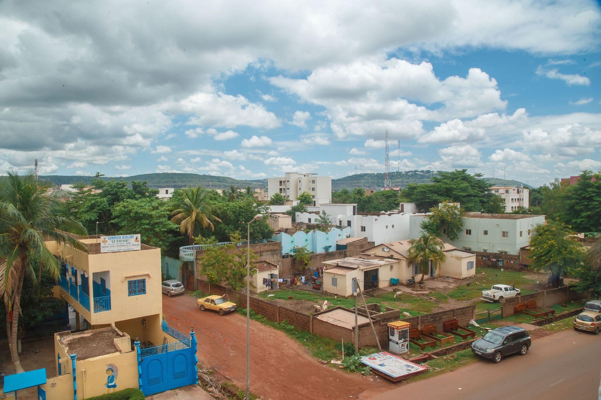 Hotel Columbus, Bamako