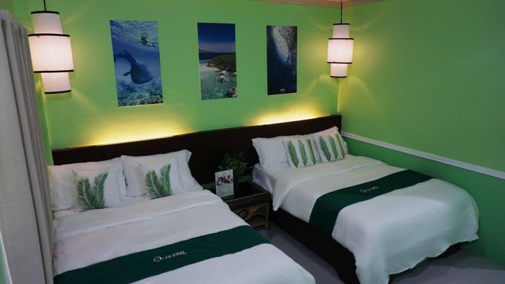 Cocotel Rooms Oslob New Village, Oslob