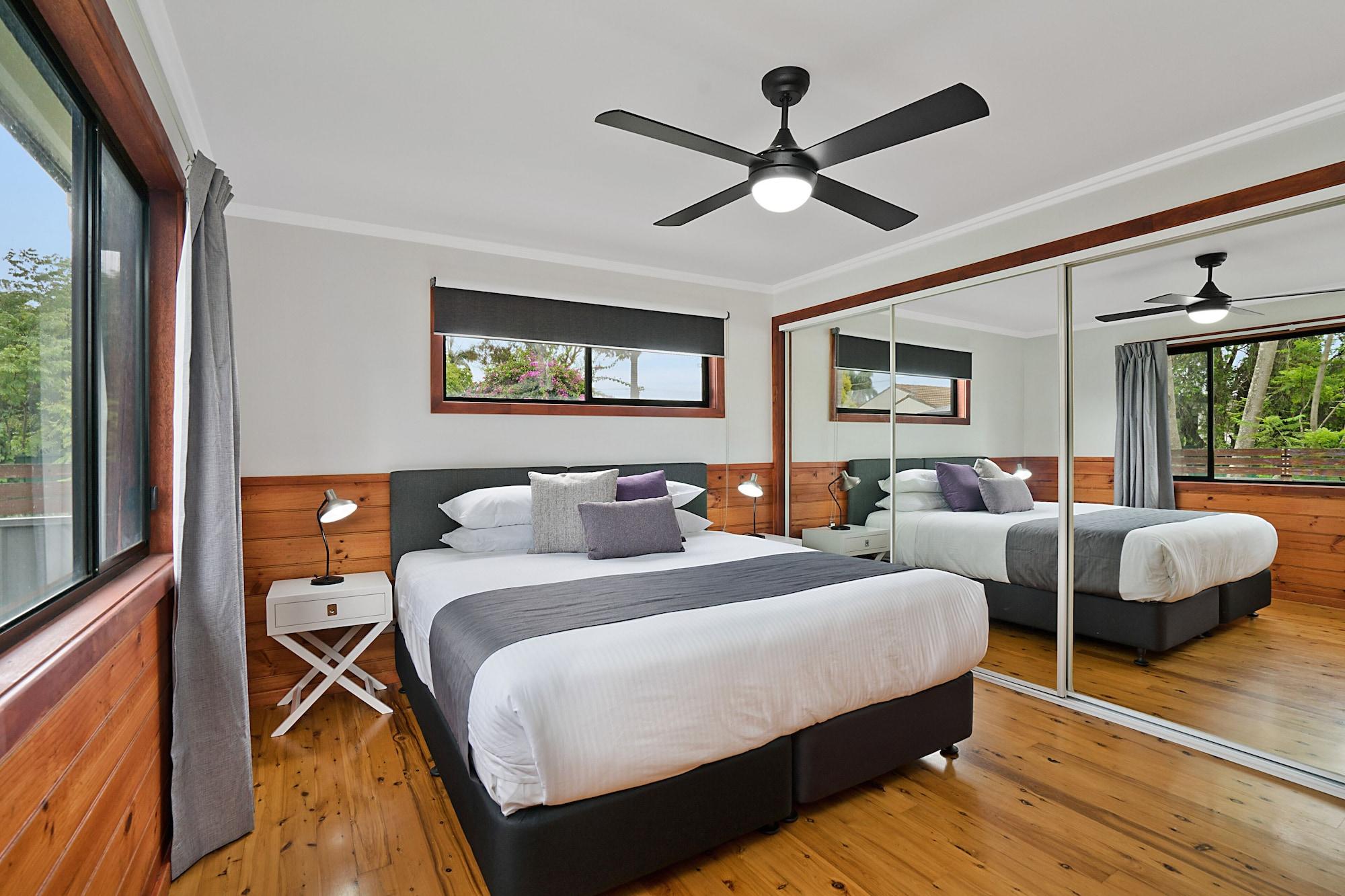 Newcastle Short Stay Apartments - Glebe Road Adamstown, Newcastle - Throsby