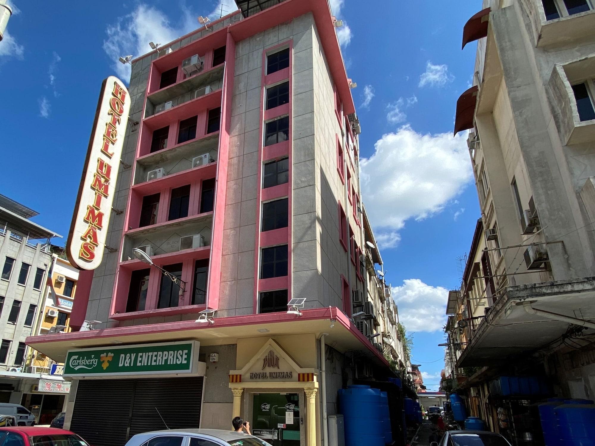 OYO 89958 Hotel Umimas, Lahad Datu