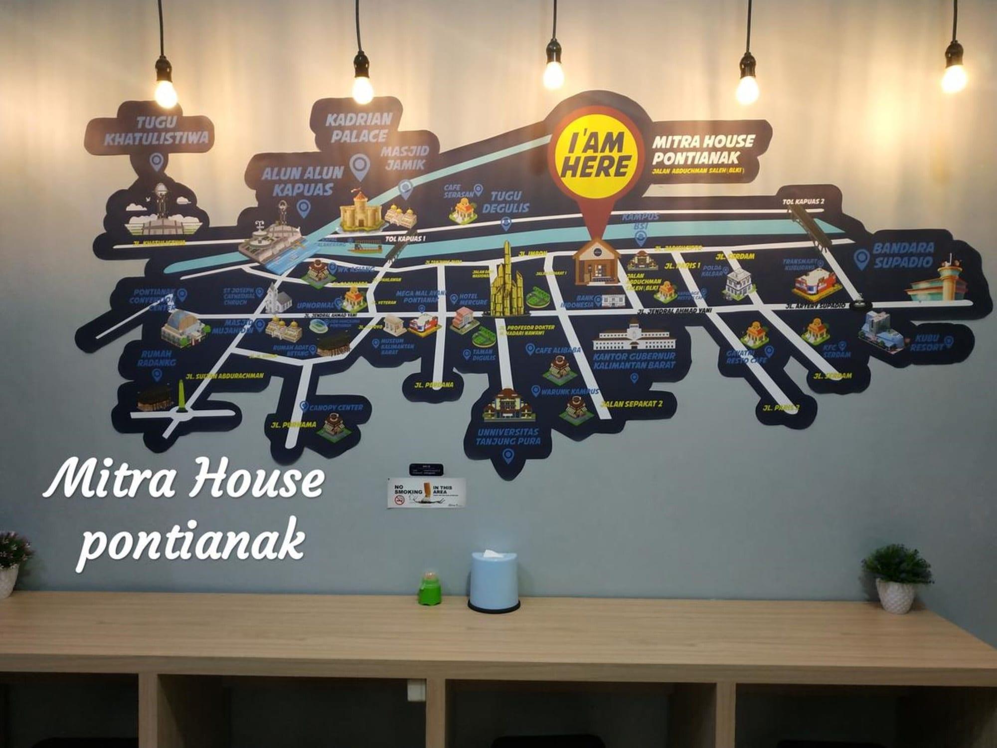 Mitra House Pontianak, Pontianak