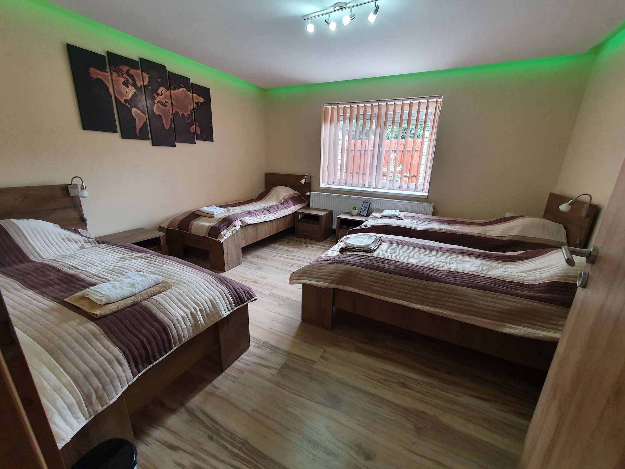 KK Apartments, Bačka Topola