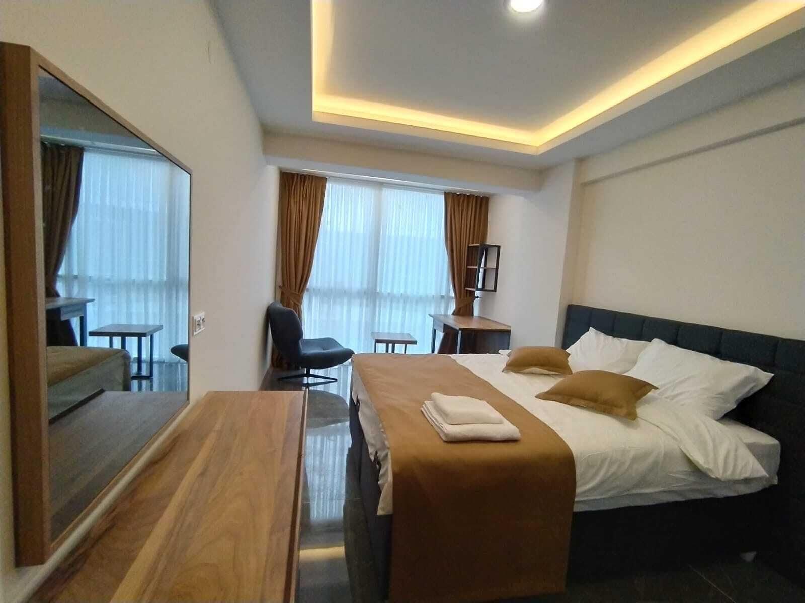 Arteria Family Residence & Suit Hotel, Merkez