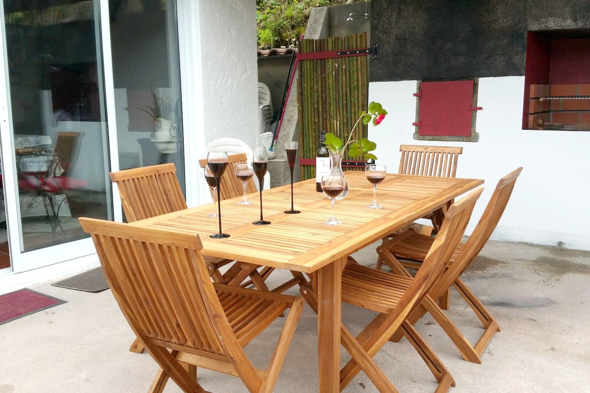 House With 2 Bedrooms in Furnas, With Wonderful Mountain View, Furnished Balcony and Wifi, Povoação