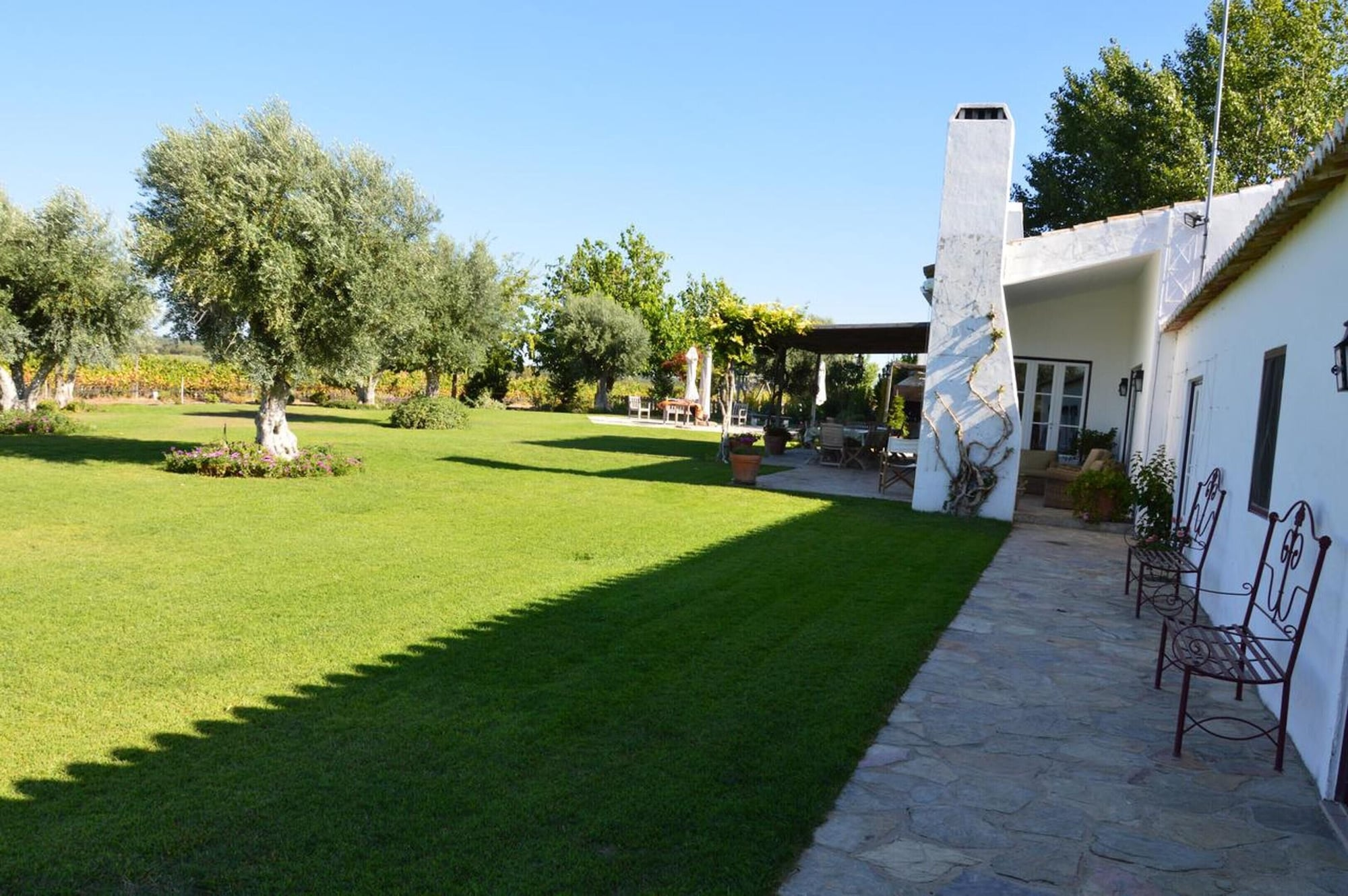 House With 5 Bedrooms in Seda - Alter do Chao, With Shared Pool, Furnished Garden and Wifi, Alter do Chão