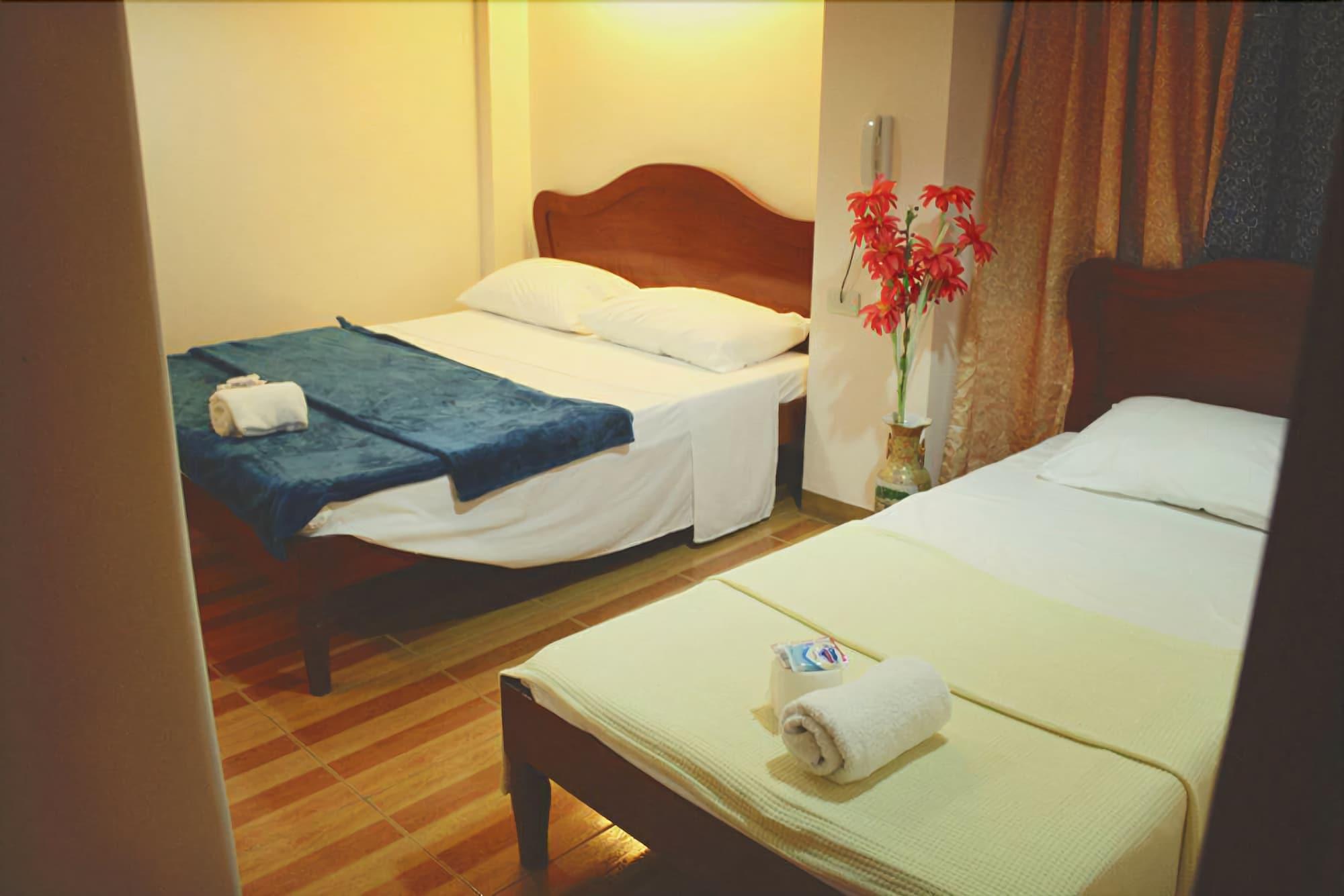Southpoolside Tourist Inn, Naga City