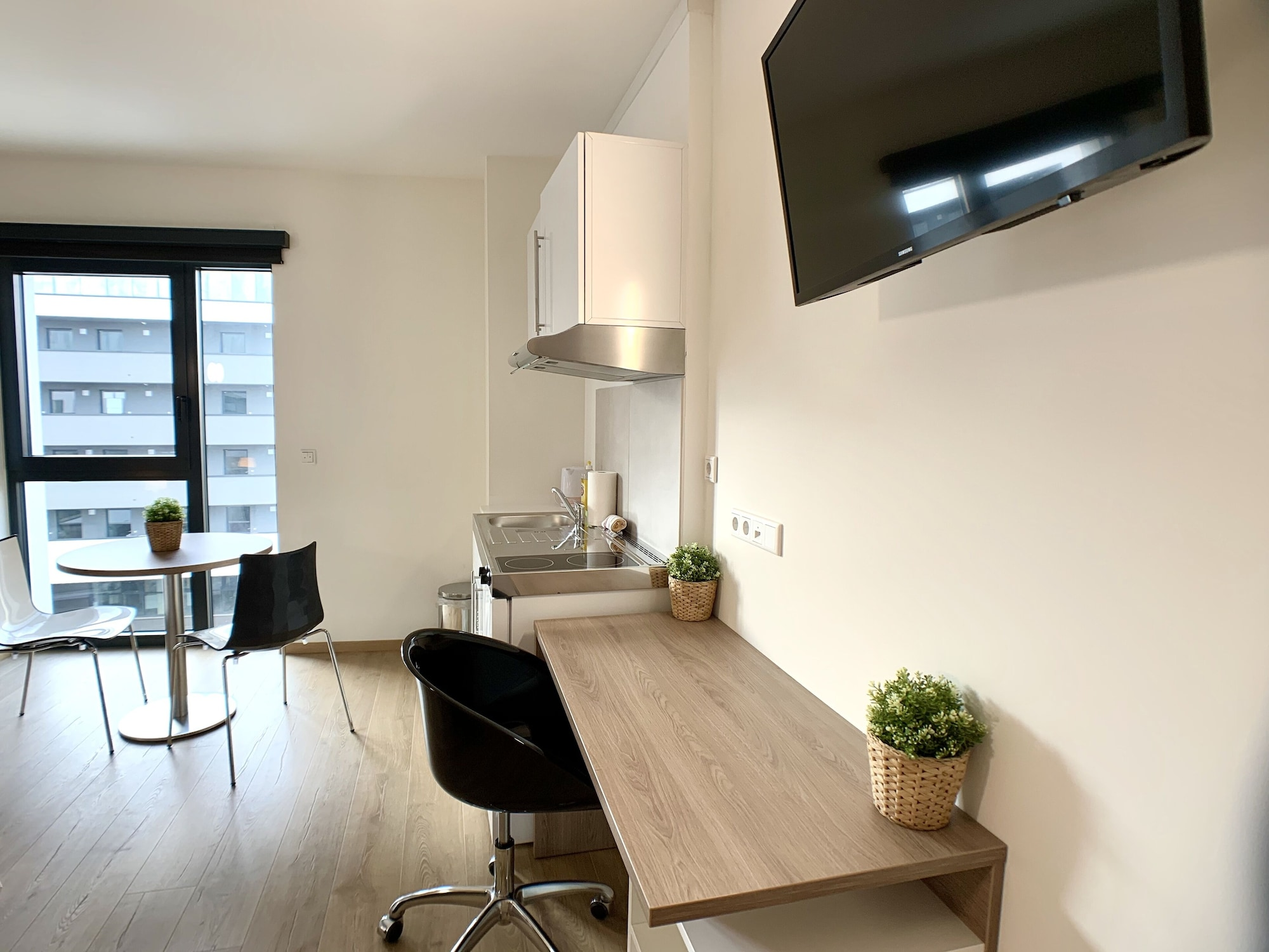 Fully Furnished Studio - City Center Belval, Esch-sur-Alzette