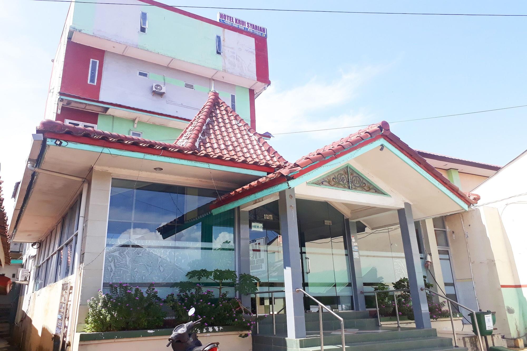 Hotel Krui Syariah, Lampung Barat