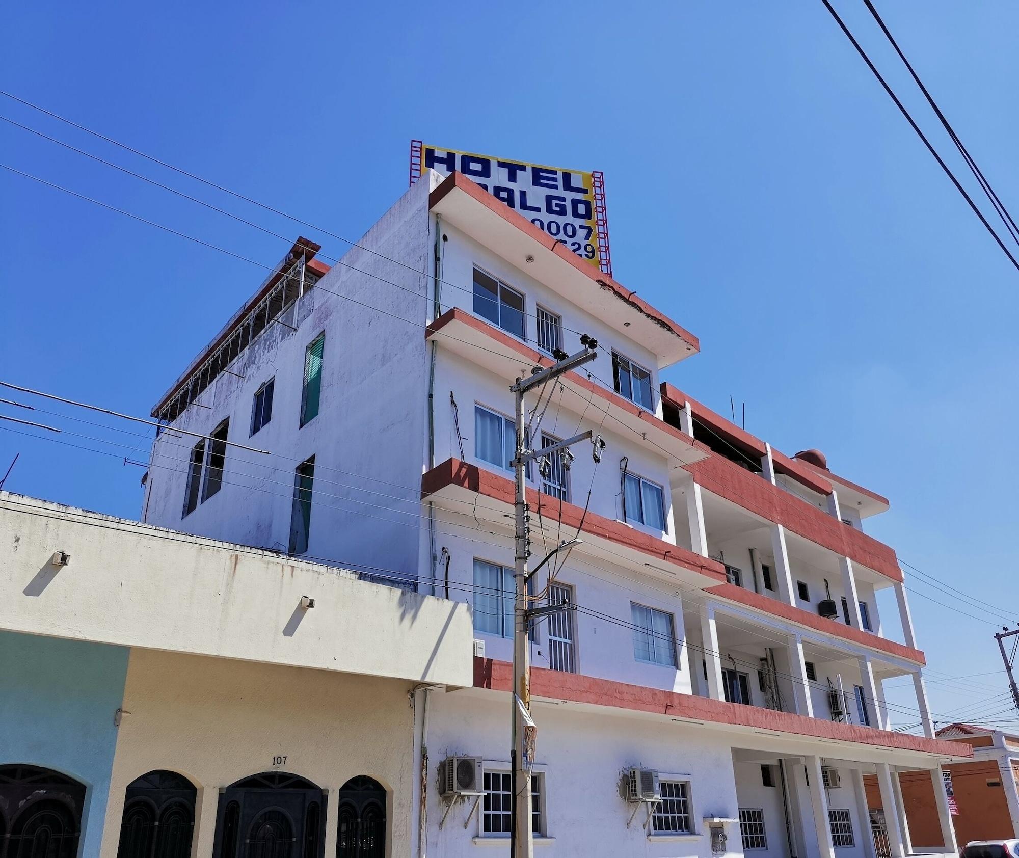 Capital O Hotel Hidalgo, Paraíso