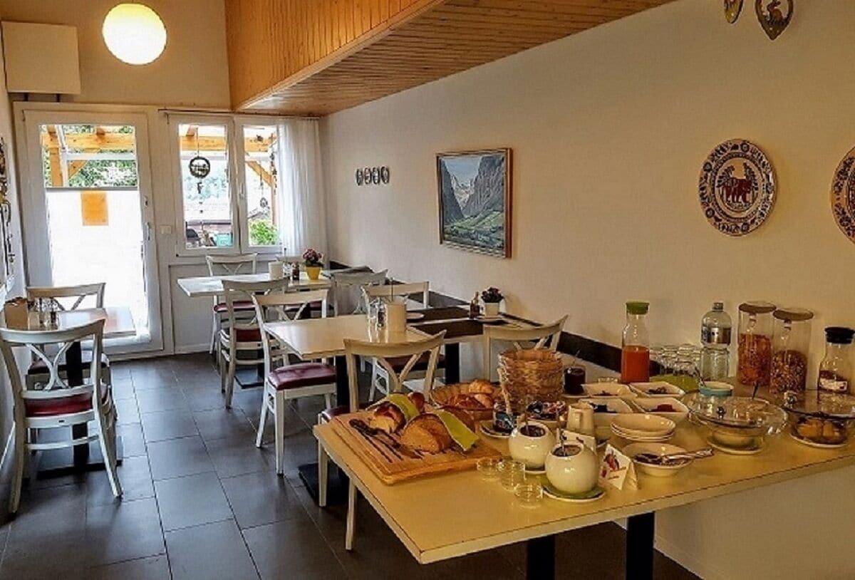 BnB Chalet-Gafri, Interlaken