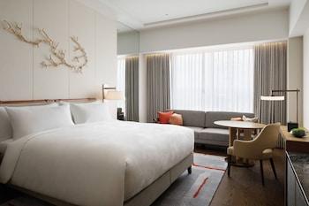 デラックス ルーム キングベッド 1 台 禁煙 JW マリオット・ホテル奈良