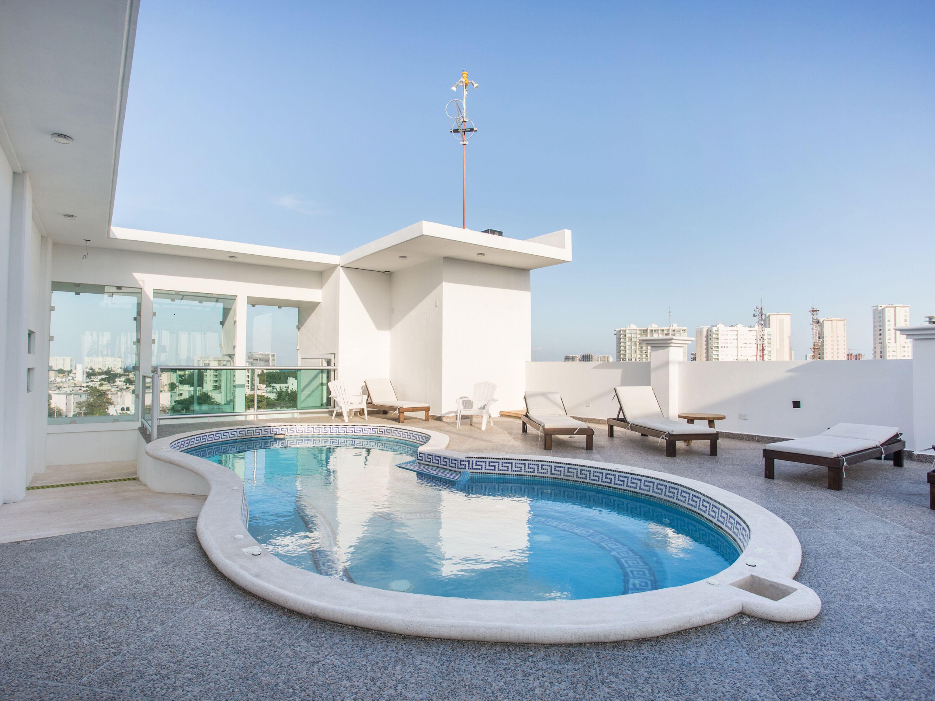 Capital O Cancun Ocean View