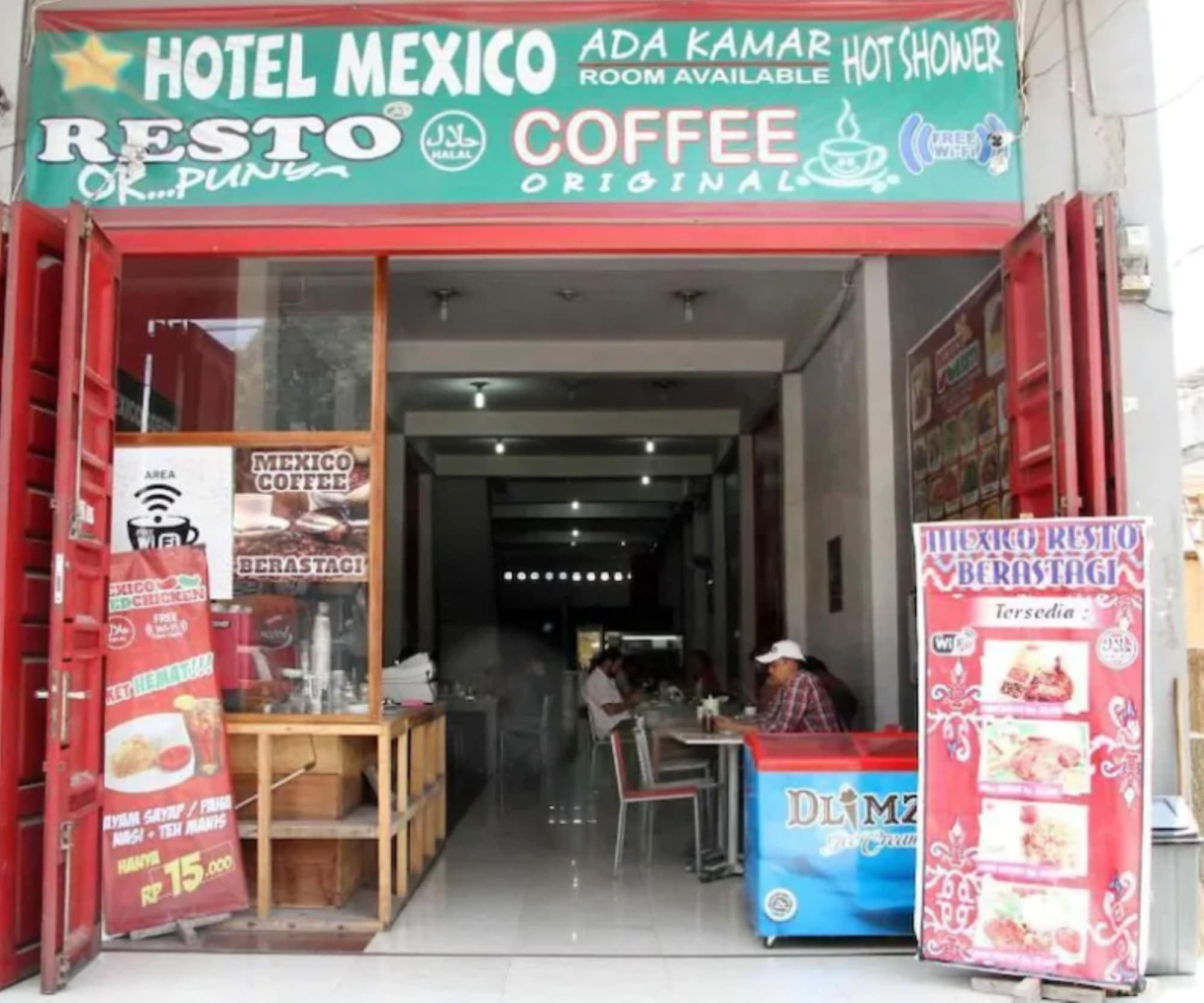 Hotel Mexico, Karo