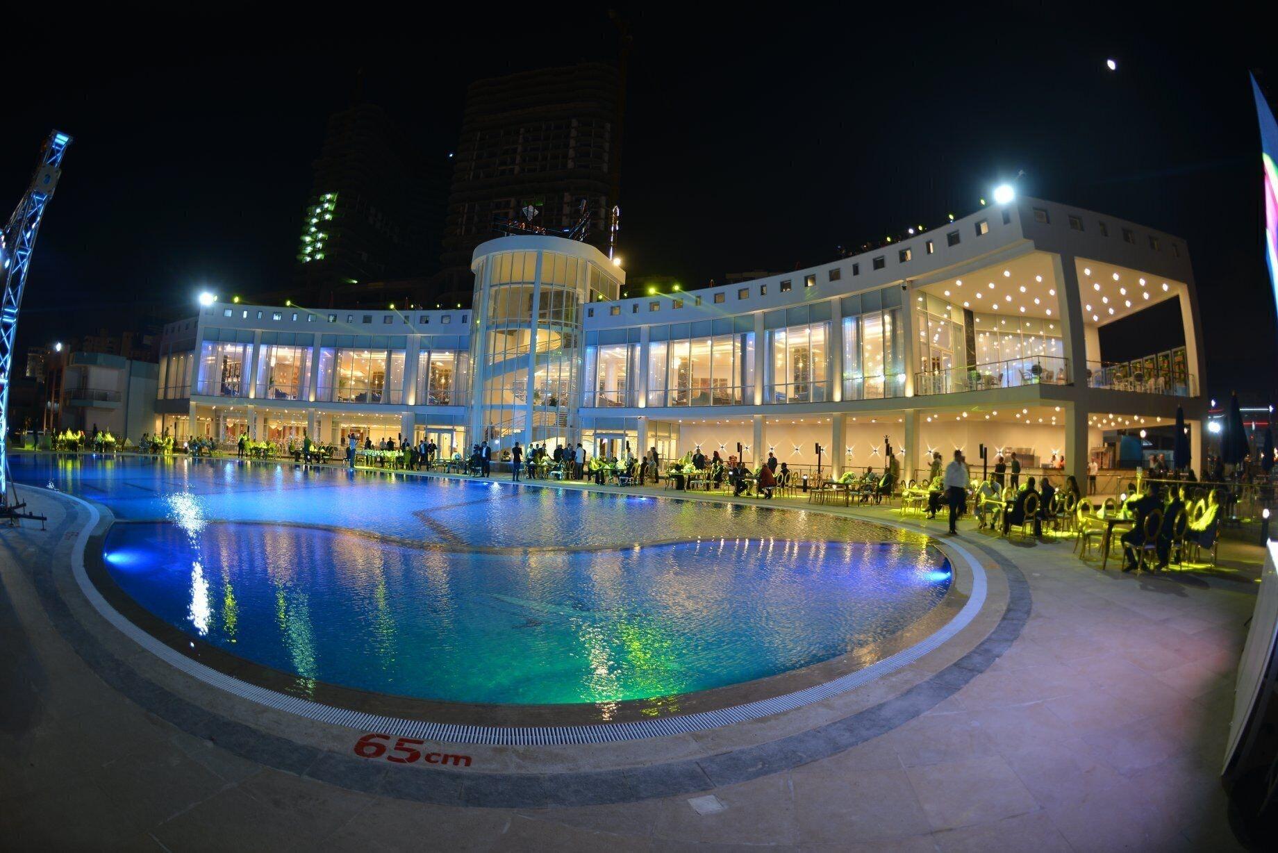 Golden Jewel Alexandria, Sidi Jabir
