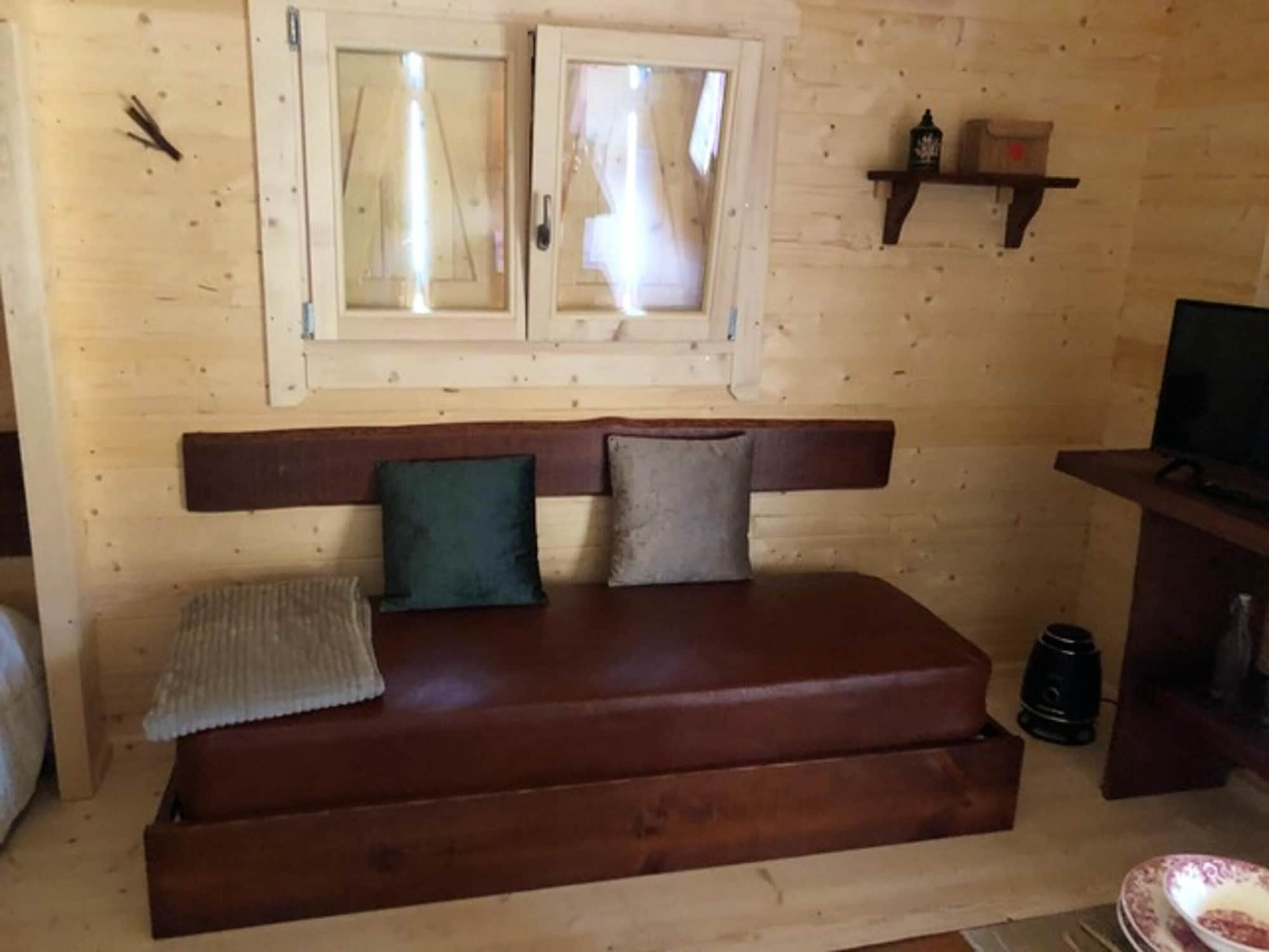 Chalet With one Bedroom in Mortagua , With Enclosed Garden - 35 km From the Beach, Mortágua