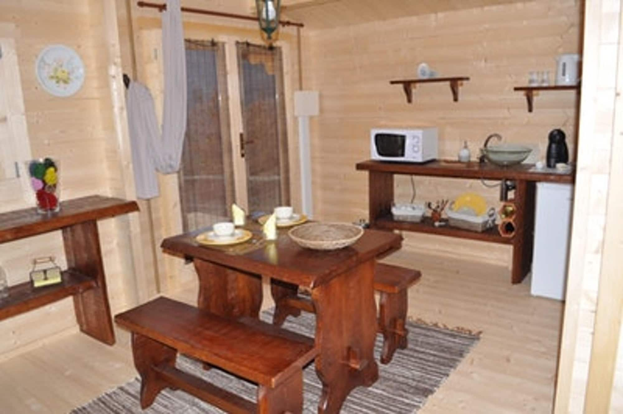 Chalet With one Bedroom in Mortagua , With Enclosed Garden and Wifi - 35 km From the Beach, Mortágua