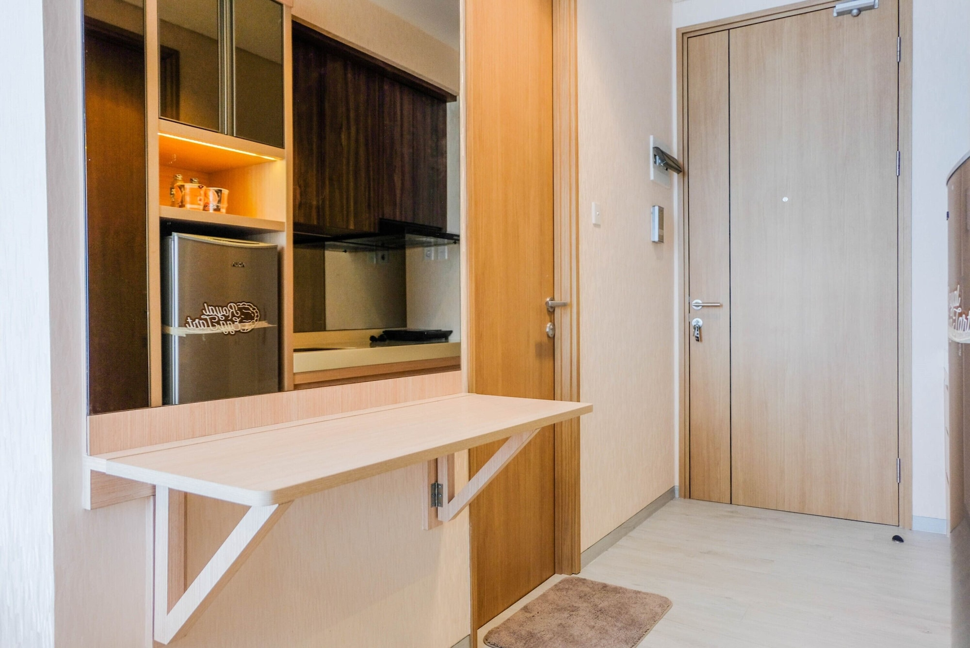Elegant Studio Apartment at Tree Park City, Tangerang