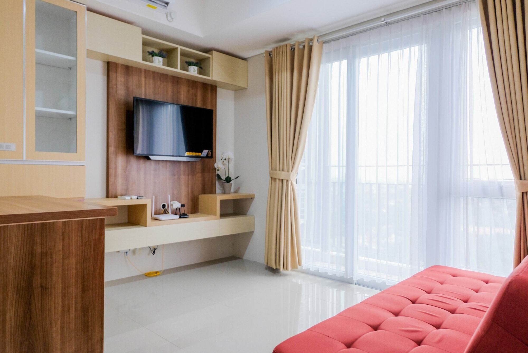 Best Price 2BR Apartment at Breeze Bintaro Plaza Residences, Tangerang Selatan