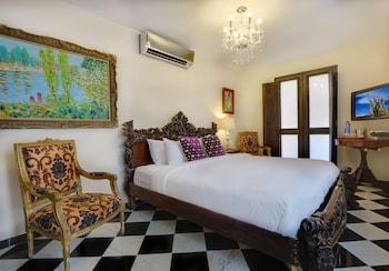Suite, 1 King Bed, Terrace (SunDeck)