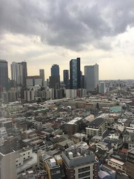 HUNDRED STAY TOKYO SHINJUKU View from Room