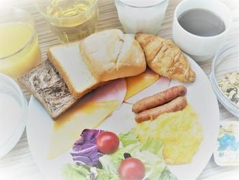HUNDRED STAY TOKYO SHINJUKU Breakfast Meal