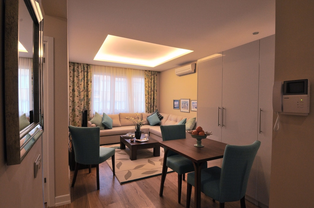 체야 테스비키예(Cheya Tesvikiye) Hotel Image 30 - Living Room